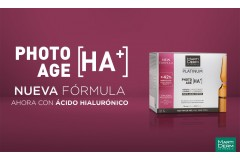 Ампулы Photo Age HA + - это на 42% больше воды для вашей кожи!