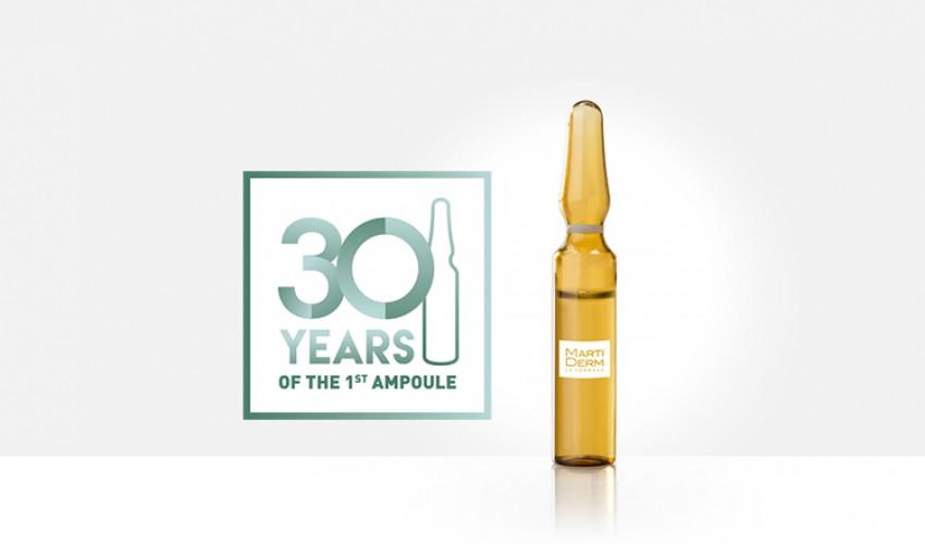 В MartiDerm... Мы празднуем 30-летие!