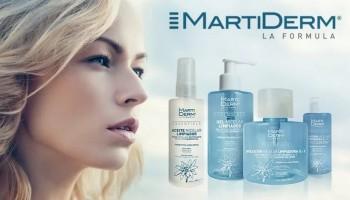 Martiderm Essentials - линейка средств для очищения кожи