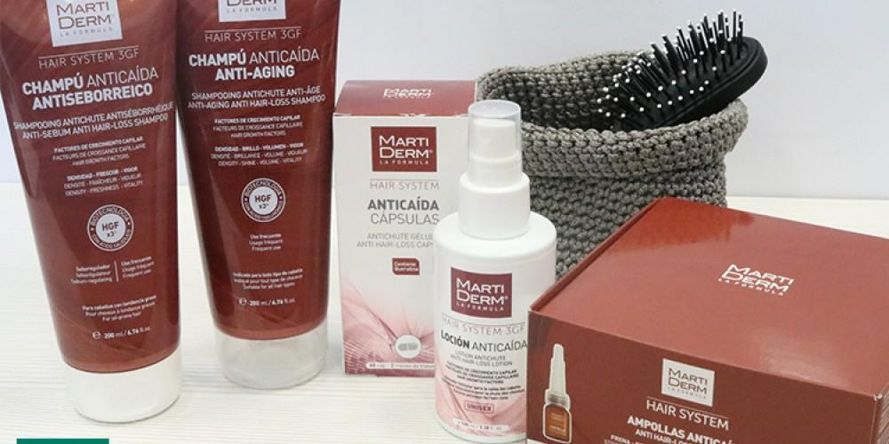 Линия HAIR SYSTEM - профилактика и лечение выпадения волос!