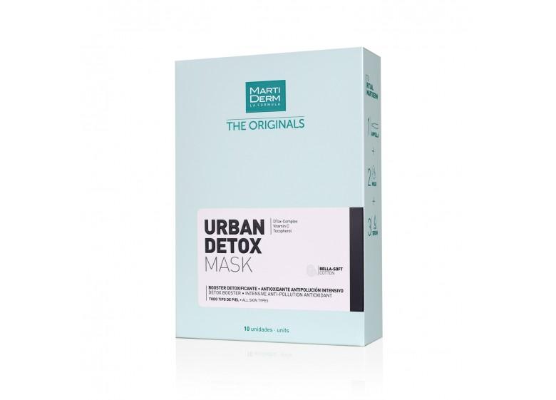 Urban Detox Mask Martiderm 1 шт